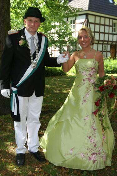 Jan Schumacher & Vanessa Krismann