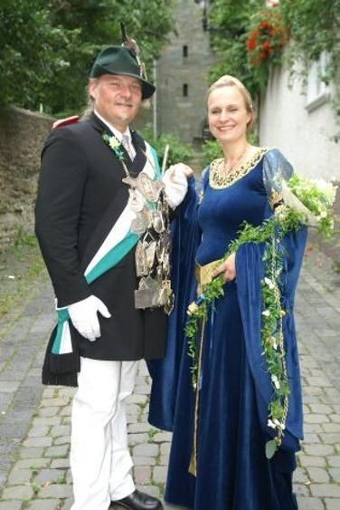 Burghard Schröder & Petra Renner