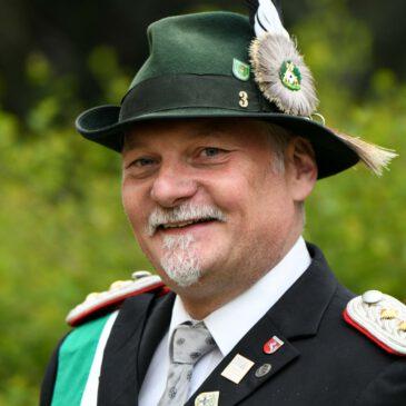 Burghard Schröder hört als Brudermeister auf