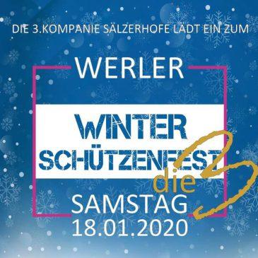 Werler Winterschützenfest
