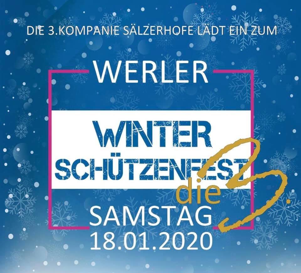 Winterschützenfest